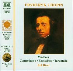 Waltzes  (CD1) - Frederic Chopin