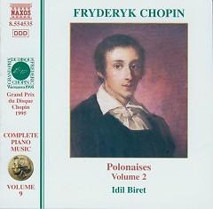 Polonaises - Frederic Chopin