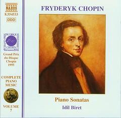 Chopin Piano Sonatas - Frederic Chopin