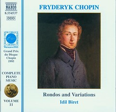 Rondos and Variations - Frederic Chopin