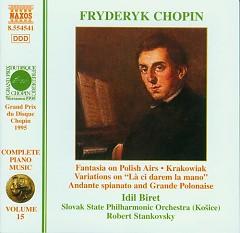 Chopin Fantasia on Polish Airs, Krawkowiak - Frederic Chopin