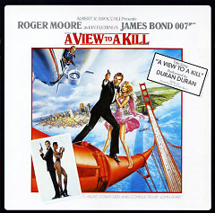 A View To A Kill OST  - John Barry