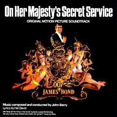 On Her Majesty's Secret Service OST (P.1) - John Barry