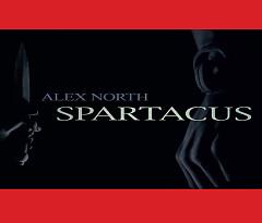 Spartacus (Score) (CD4) (P.1) - Alex North