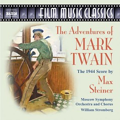 The Adventures Of Mark Twain (Score) (P.1)  - Max Steiner