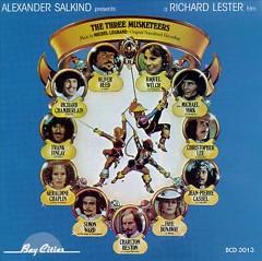 The Three Musketeers (Score)  - Michel Legrand