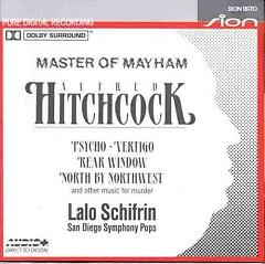 Hitchcock: Master Of Mayhem (Score)  - Lalo Schifrin
