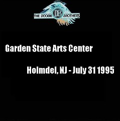 Garden State Arts Center Holmdel - The Doobie Brothers