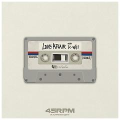 Love Affair - 45RPM