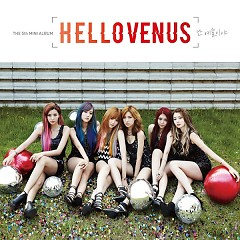 I'm ill (5th Mini Album) - HELLOVENUS