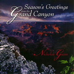 Season's Greetings From The Grand Canyon - Nicholas Gunn