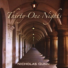 Thirty-One Nights - Nicholas Gunn