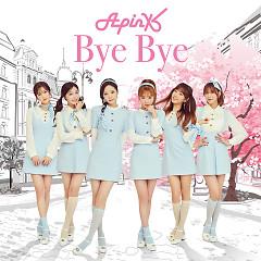 Bye Bye / Papipupe Pon! (Japanese) (Mini Album) - Apink