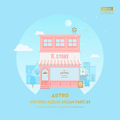 Dream Part.01 (Mini Album) - ASTRO