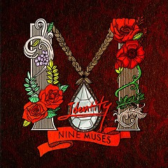 MUSES Diary Part.2 : Identity (Mini Album) - Nine Muses