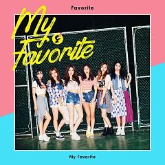 My Favorite (Mini Album) - Favorite