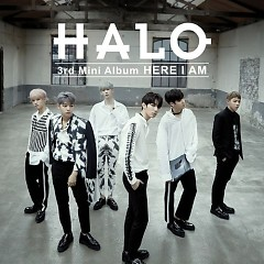 Here  I Am (Mini Album) - HALO