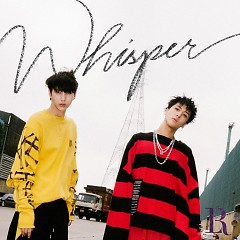 Whisper (2nd Mini Album) - VIXX LR