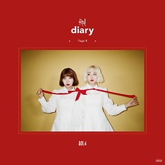 Red Diary Page.1 (Mini Album) - Bolbbalgan4