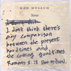 Scene (Mini Album) - Rad Museum