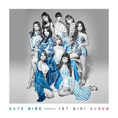 GATE1 : Paperwhite (Mini Album) - Gate 9
