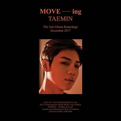 Move-ing – The 2nd Album Repackage - TAEMIN