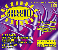 Super Dance (Plus) 10 CD1