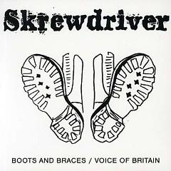 Boots & Braces Voice Of Britain