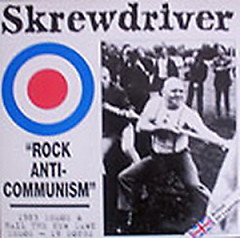 Rock Anti Communism (1983 Demos & Hail The New Dawn Demos) - Skrewdriver