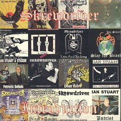 Introduction (CD2) - Skrewdriver