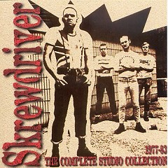 The Complete Studio Collection '77-'83 (CD2) - Skrewdriver