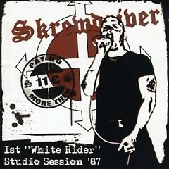 1st White Rider Studio-Session '87 - Skrewdriver