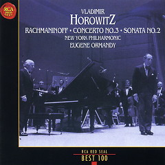 Rachmaninoff Piano Concerto No 3 & Piano Sonata No 2
