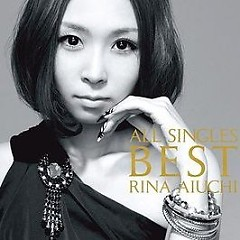 All Singles Best -Thanx 10th Anniversary- (CD2) - Rina Aiuchi