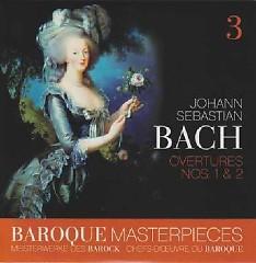 Baroque Masterpieces CD 3 - Bach Overtures - Collegium Aureum