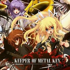 KEEPER OF METAL KEY BAND - SOUTH OF HEAVEN