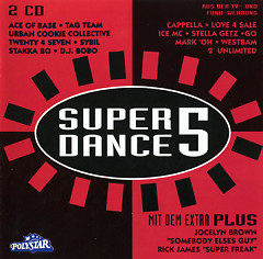 Super Dance (Plus) 5 CD3