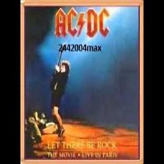 Bonfire (Let There Be Rock - The Movie - Live In Paris) (CD1)
