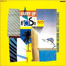 HARRY UP HOSONO - Haruomi Hosono