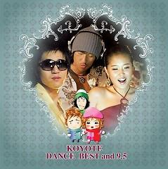 DANCE BEST and 9.5 (Best & Remix Album) CD1