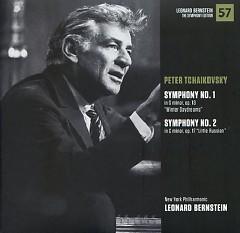 Peter Ilyich Tchaikovsky – Symphonies No 1 & No 2