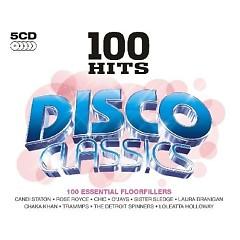 100 Hits Disco Classics CD3