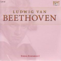 Complete Works CD 043  String Ensembles I