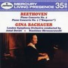 The Collector's Edition CD 43 Bachauer, Dorati Beethoven: Piano Concertos 4 & 5