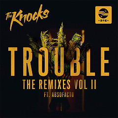 TROUBLE (The Remixes, Pt. II) (Single) - The Knocks, Absofacto