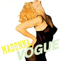 Vogue (5'' CDS - Germany)