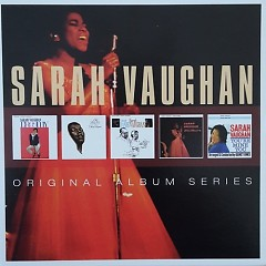 Original Album Series (CD2) - Sarah Vaughan