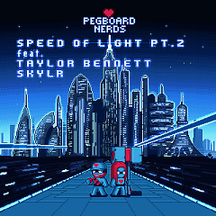 Speed of Light (Pt. 2) (Single) - Pegboard Nerds,SKYLR,Taylor Bennett