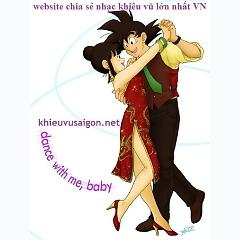 Nhạc tango khiêu vũ tuyển  chọn lời Việt -