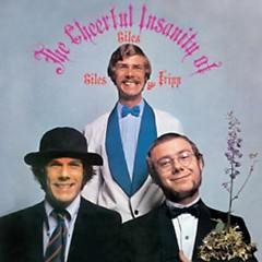 The Cheerful Insanity Of Giles, Giles & Fripp (CD1)